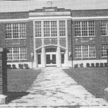 Blanchester School front