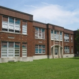 Blanchester building
